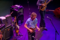 Sam Bush performed Sept. 12 as part of the Cultural Enhancement Series.