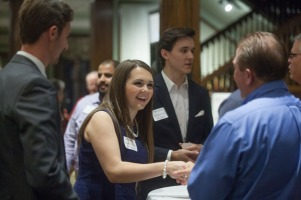 WKU Engineering's Fall 2015 Dinnerview event was held Sept. 17 at the Kentucky Building.