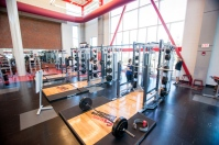 The Preston Health and Activities Center has installed some new equipment.
