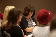 The WKU Sisterhood met on Sept. 25 and awarded grants to three projects.