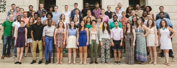 The 2015-16 WKU forensics team