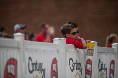 Scenes from WKU vs. MTSU on Oct. 10