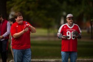 Scenes from WKU vs. MTSU on Oct. 10