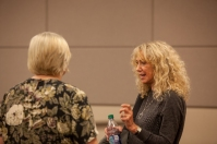"""Connie Field discussed her documentary """"Have You Heard from Johannesburg"""" on Oct. 14."""