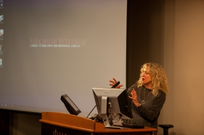 "Connie Field discussed her documentary ""Have You Heard from Johannesburg"" on Oct. 14."