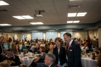 The Elizabethtown Area High School Scholars Luncheon was held Oct. 15.