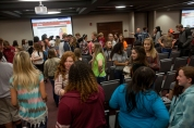 WKU TRiO programs hosted Freshmen Frenzy and Sophomore Flash Forward on Oct. 15.