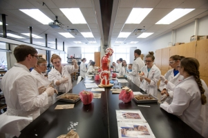 Girls in Science Day was held Oct. 17.