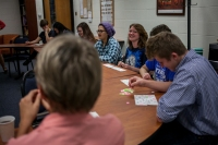 The Russian Club met on Oct. 21.