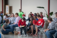 WKU's Ogden College of Science and Engineering and the Green River Regional Educational Cooperative hosted the 2nd Annual STEMshot! rocketry competition on Oct. 24.