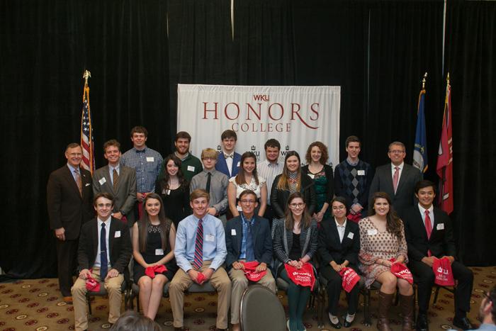 WKU honors 134 at Bowling Green/Warren County Scholars