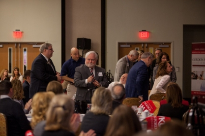 WKU hosted the Bowling Green Area Chamber of Commerce Coffee Hour on Oct. 30.