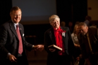 The Hall of Distinguished Alumni Luncheon and Induction Ceremony was held Nov. 6.
