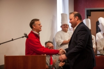 The Department of Family and Consumer Sciences announced a gift from Joe Micatrotto Jr. and his family on Nov. 6.