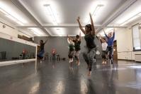 International Education Week 2015 included an African dance workshop on Nov. 20.