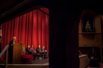 WKU Glasgow hosted its Graduand Ceremony on Dec. 3.