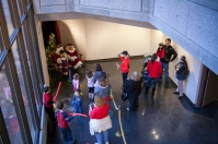 The Kentucky Museum hosted Christmas in Kentucky on Dec. 5.