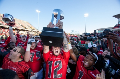 Scenes from the Conference USA championship game on Dec. 5.