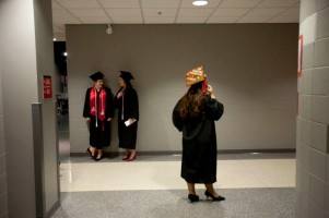 Scenes from WKU's 178th Commencement on Dec. 12.