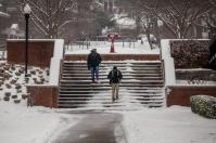 Campus scenes Jan. 20, 2016