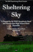 WKU Symphonic Band will present a concert on Feb. 28.