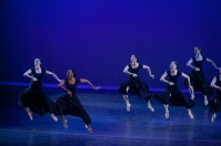 Martha Graham Dance Company performed Feb. 3 as part of the Cultural Enhancement Series.