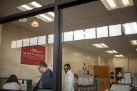 WKU's Advanced Materials Institute at the Center for Research and Development.