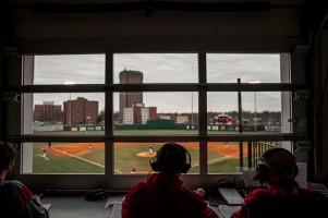 WKU Baseball opened the 2016 season on Feb. 19.
