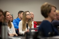 WKU hosted the Women Leading Conference on Feb. 19.