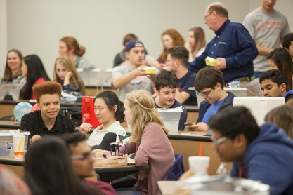 WKU hosted the 2016 Physics Olympics on Feb. 20.
