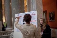 Posters-at-the-Capitol was held Feb. 25 in Frankfort.
