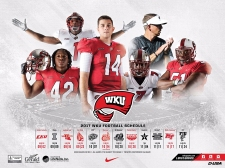 2017 WKU Football schedule