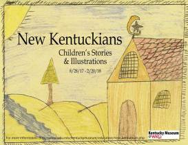 """New Kentuckians"" exhibit is on display through Feb. 2 at the Kentucky Museum."