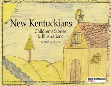 """""""New Kentuckians"""" exhibit is on display through Feb. 2 at the Kentucky Museum."""