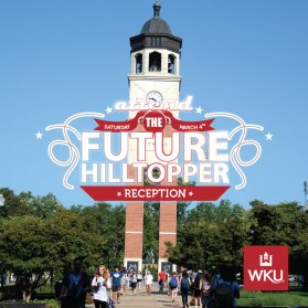 Future Hilltopper Reception will be held March 4.