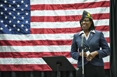 Lt. Gov. Jenean Hampton will be the keynote speaker for the Western Kentucky Regional Women Veterans Conference on April 30 at WKU's Knicely Conference Center.