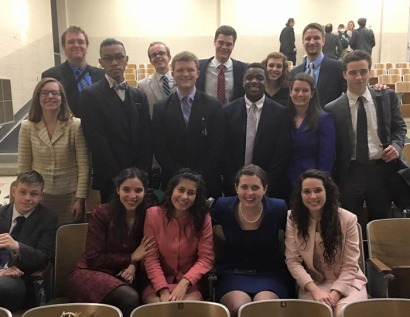 WKU was triple-crowned the team individual events sweepstakes state champion, the team debate sweepstakes state champion and the overall team sweepstakes state champion.