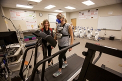WKU Exercise Science lab