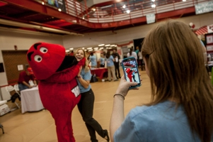 The 15th annual Student Health Fair was held March 1.