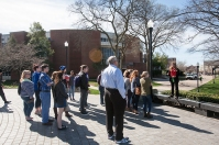 TRIO Programs hosted a college day event on March 16.