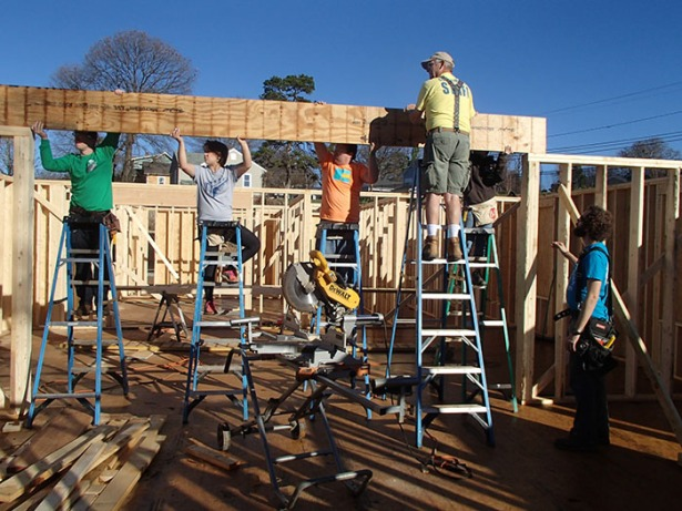 WKU's Habitat for Humanity Campus Chapter will be sending a volunteer group to Alabama during spring break March 7-11.