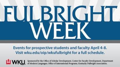 fulbrightweek
