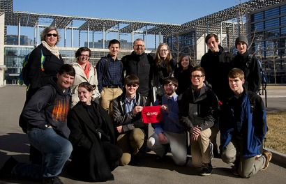 A group of students from The Gatton Academy traveled to China during spring break 2016.