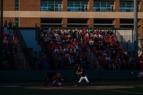 WKU Baseball hosted the University of Louisville on March 29.