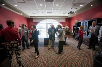 WKU hosted a Fulbright Week reception on April 5.