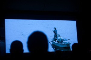 The International Fly Fishing Film Festival was held April 5.