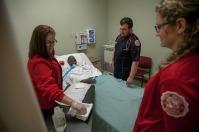 WKU nursing students