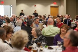 The emeritus luncheon was held April 19.