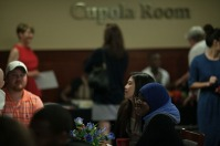 The International Year of South Africa's World Cafe was held April 20.