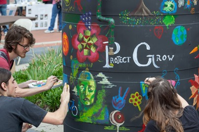 WKU's 10th annual Earth Day Festival was held April 22.